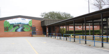 East Milton Elementary picture and link to school website